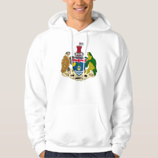 British Indian Ocean Territory Coat of arms IO Sweatshirt