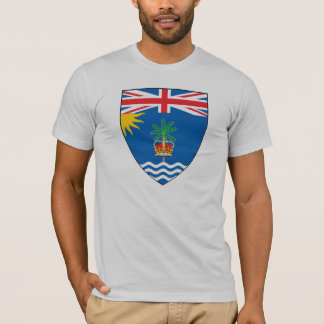 British Indian Ocean Territory Coat of Arms T-Shirt