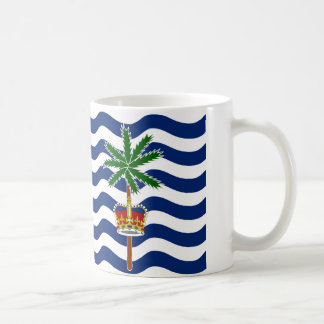 British Indian Ocean Territory Flag Coffee Mug