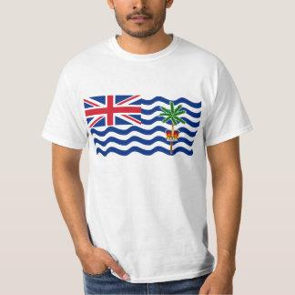British Indian Ocean Territory Flag IO T-Shirt