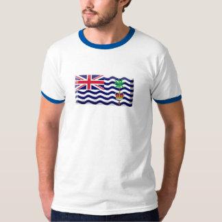 British Indian Ocean Territory Flag Jewel T-Shirt