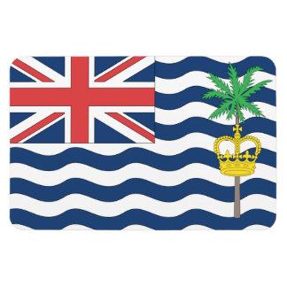 British Indian Ocean Territory Flag Magnet