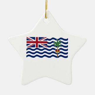 British Indian Ocean Territory Flag Ornaments