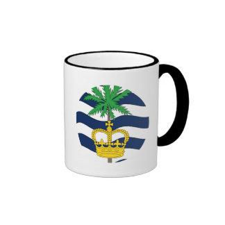 British Indian Ocean Territory Flag Ringer Mug
