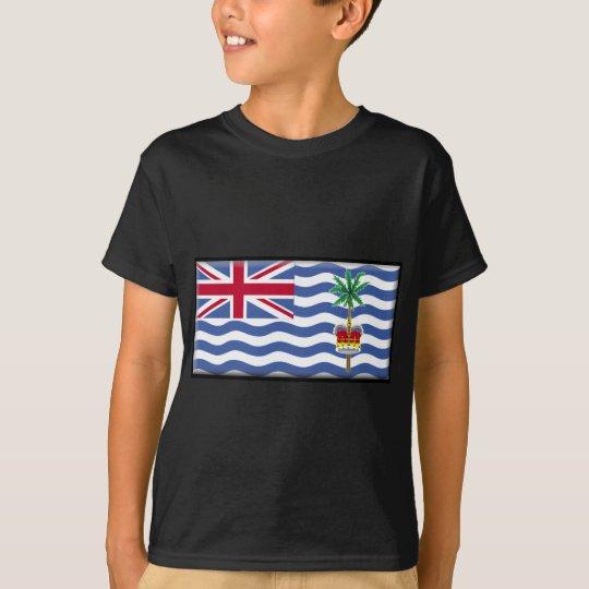 British Indian Ocean Territory Flag T-Shirt