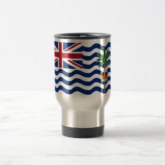 British Indian Ocean Territory Flag Travel Mug