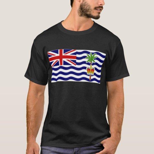 British Indian Ocean Territory National Flag T-Shirt