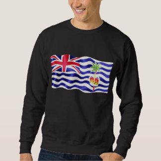 British Indian Ocean Waving Sweatshirt