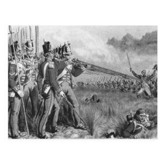 British Infantry Postcard