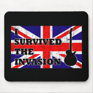 British Invasion Mouse Pad