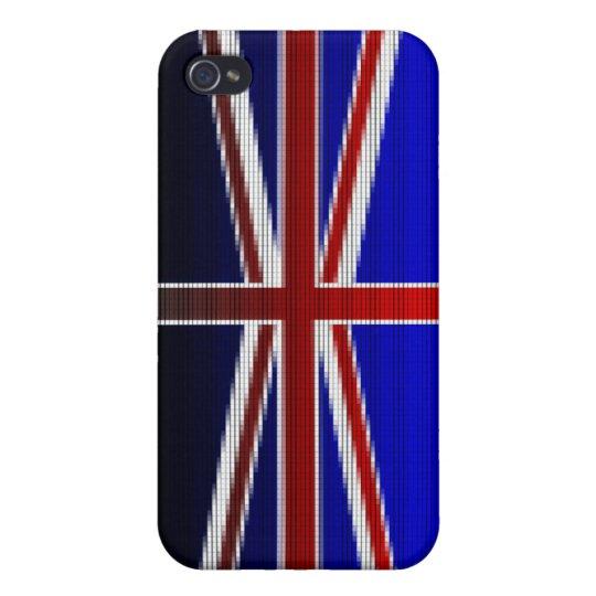 British iPhone 4/4S Case