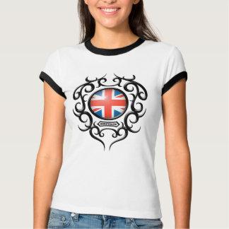 British Iron Tribal T-shirt