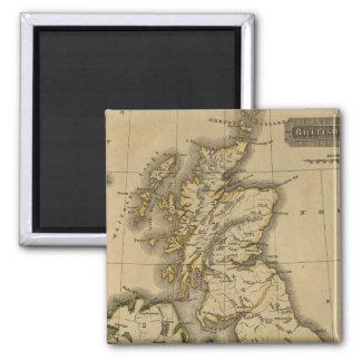 British Islands 2 Magnets