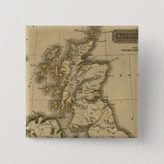British Islands 2 Pinback Button