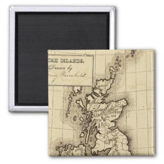 British Islands Magnet