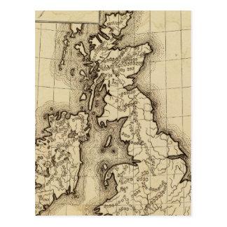 British Islands Postcard