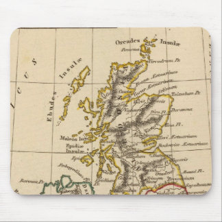 British Isles 3 Mouse Pad