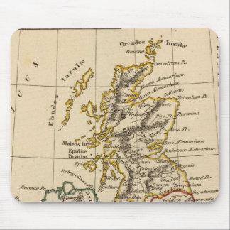 British Isles 3 Mousepad