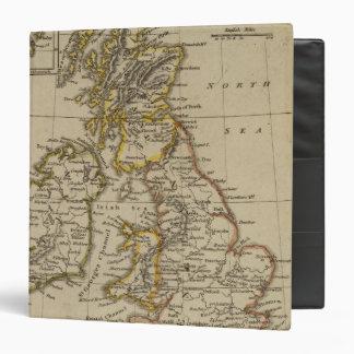 British Isles 3 Vinyl Binder