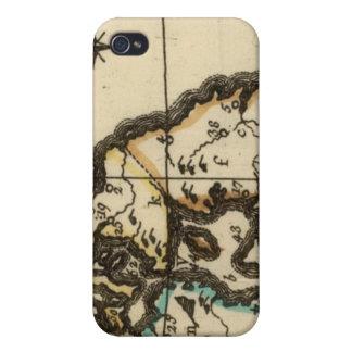 British Isles 7 iPhone 4 Case
