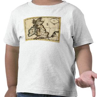 British Isles 7 T Shirts