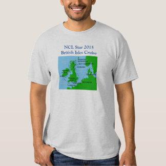 British Isles and TA2 grey shirt