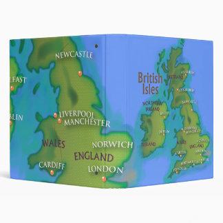 British Isles Binder