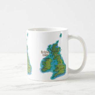 British Isles Coffee Mug