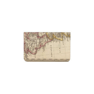 British Isles Map Business Card Holder