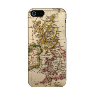British Isles Map Incipio Feather® Shine iPhone 5 Case