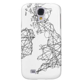 British Isles memorabilia - line drawing HTC Vivid / Raider 4G Case