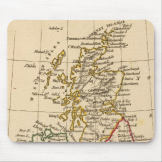 British Isles Mouse Pad