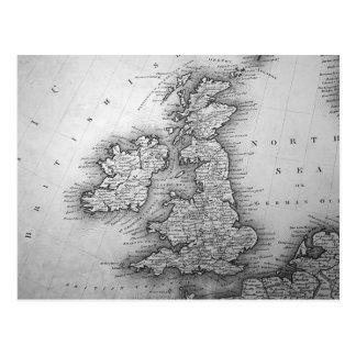 British Isles Postcard
