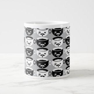 British Kawaii Cuppa of Joe Large Coffee Mug
