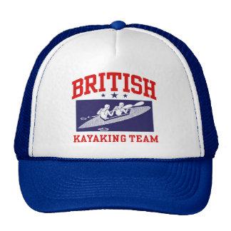 British Kayaking Team Trucker Hat
