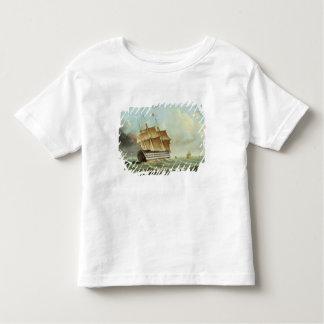 British Man-o'-War Toddler T-shirt