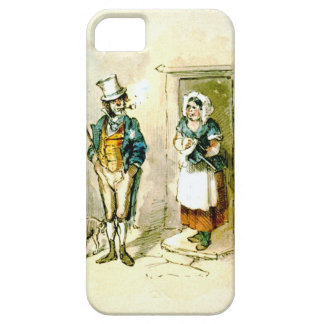 British Married Couple 1846 iPhone SE/5/5s Case
