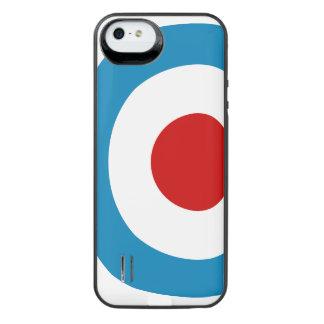 British Mod Target Design iPhone SE/5/5s Battery Case