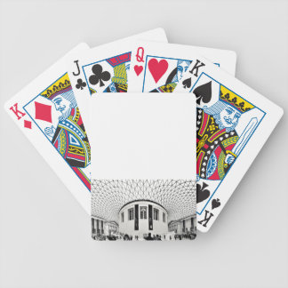 British Museum Bicycle Playing Cards