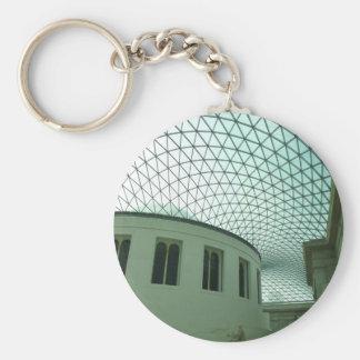 British Museum Keychain