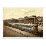 British Museum, Londres, Inglaterra Photochrom rar Tarjetas Postales