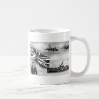British Navy Commemorative Coffee Mug