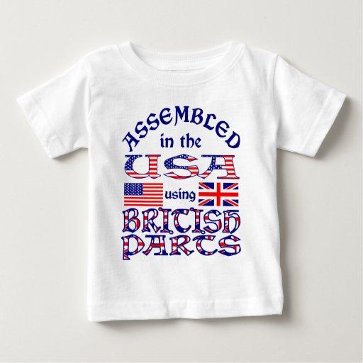 British Parts 2 Shirt