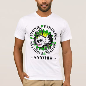 british petroleum blue plague synthia T-Shirt