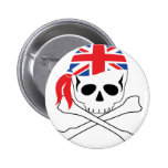 British Pirate Buttons