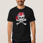 British Pirate Tshirt