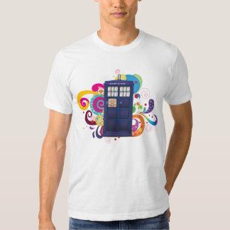 British Police Box T Shirt