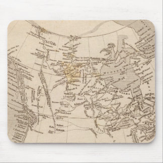 British possessions in America Mouse Pads