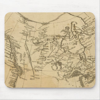 British Possessions in America Mouse Pad
