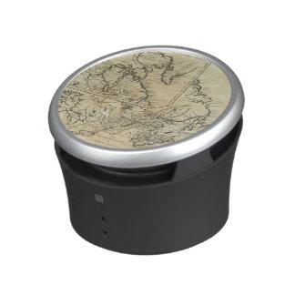British Possessions in North America 2 Bluetooth Speaker